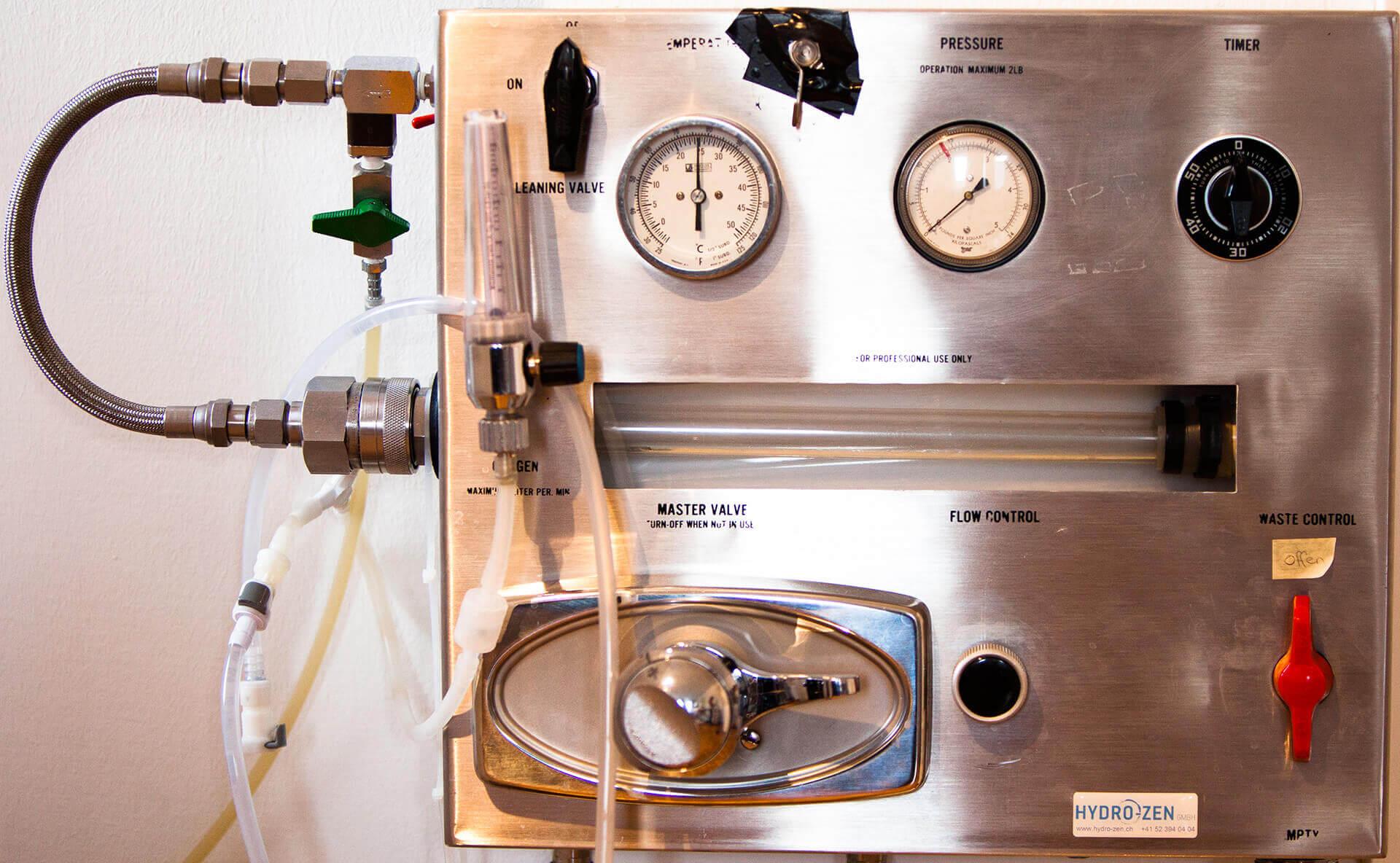 Colon-Hydro - Therapie