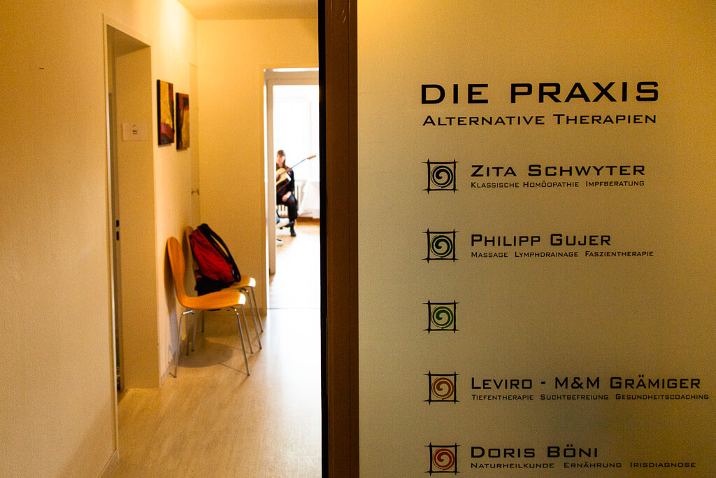 Die Praxis für alternative Therapien