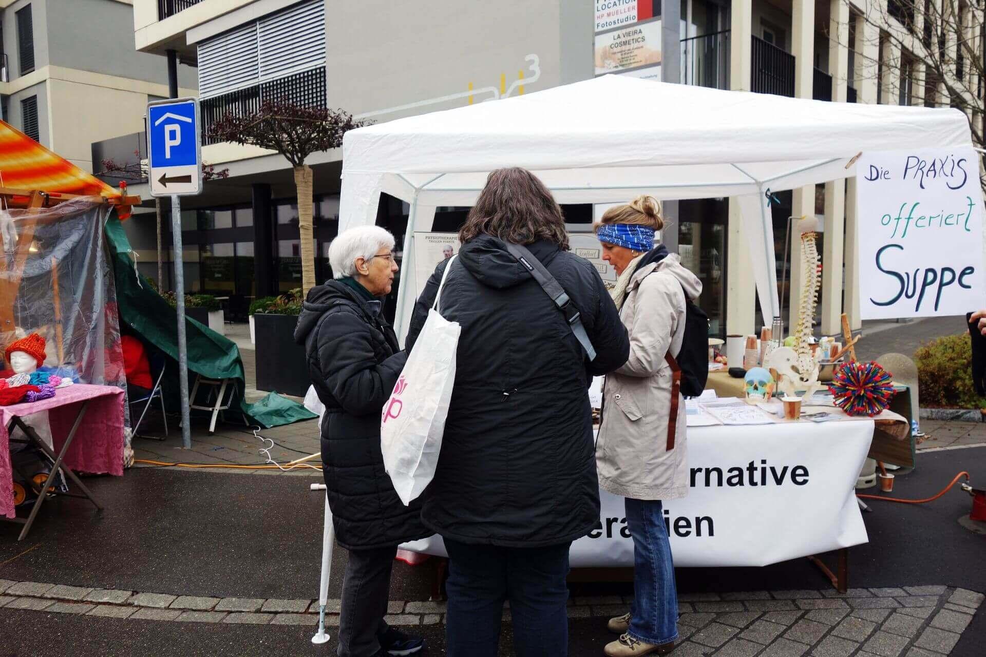 Klausmarkt Uznach 2018